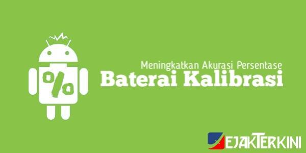 baterai kalibrasi