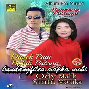 Ody Malik & Sinta Monica - Dapek Pagi Habih Patang (Full Album)