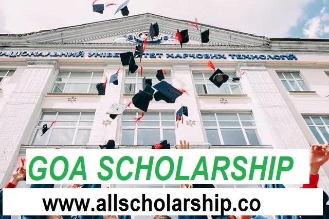 Goa Education trust scholarships 2020   Goa Scholarships 2020
