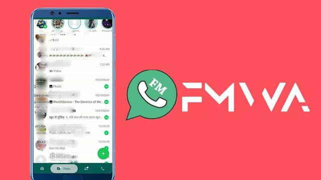 تنزيل تطبيق واتساب FMWhatsApp 2021 ضد الحظر - احدث اصدار