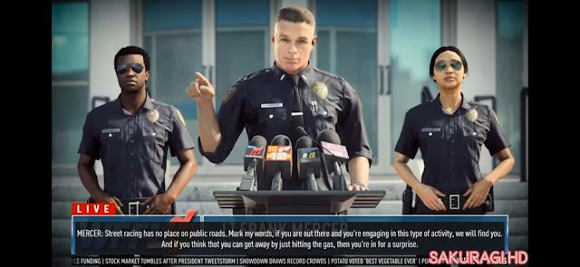 Cop Head in Need For Speed Heat