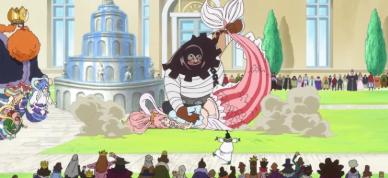 One Piece Episodio 886