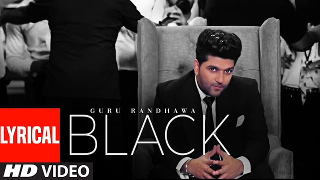 Black Lyrics In EnGlish - Guru Randhawa  Ft Bhushan Kumar | T-Series 2019 | Punjabi |  Lyricstous