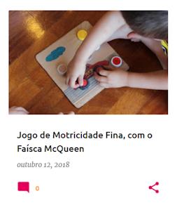 jogo DIY em cartão, com tampas de garrafas de plástico