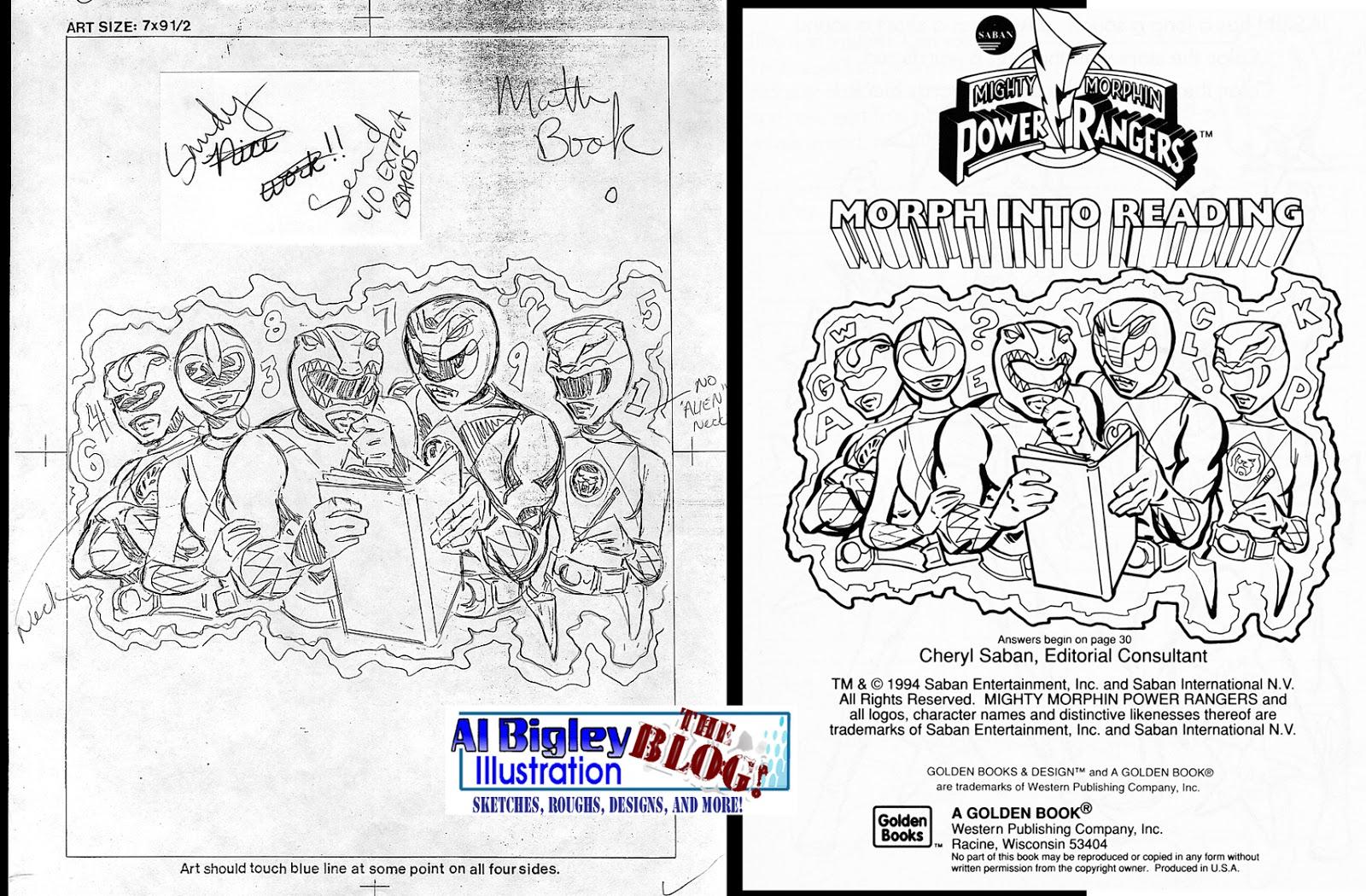Al Bigley Illustration The Blog