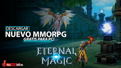 como descargar eternal magic para pc