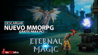 como descargar eternal magic para pc
