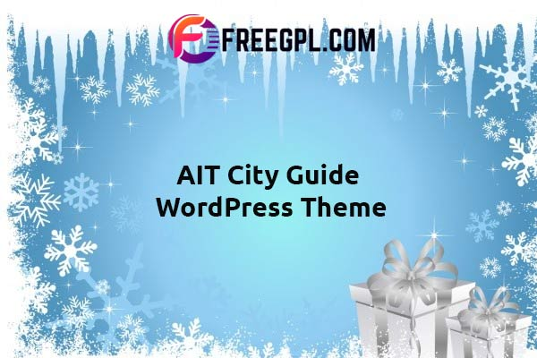 AIT City Guide WordPress Theme Nulled Download Free