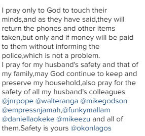 Actor Bishop Umoh aka Okon Lagos attacked by armed robbers in Delta State