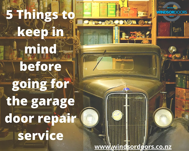 Sectional Home Garage Doors Wellington 5 Things To Keep In Mind Before Going For The Garage Door Repair Service