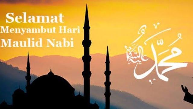 50+ Kata Kata dan Ucapan Maulid Nabi Muhammad SAW 1441 H 2019