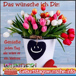 Geburtstagswünsche Blumen Bilder 01