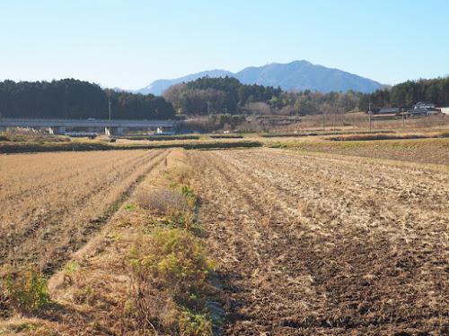 吾国山登山口に向かう途中風景