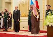 مباحثات سعوديه روسيه غير مسبوقه في الرياض