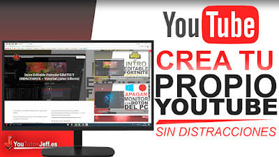 youtube diseño