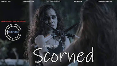 SCORNED Nue movie