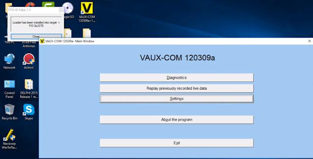 Paramètre VAUX-COM 120309a