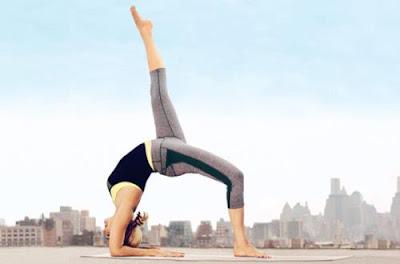 tập yoga tăng cường sức khỏe