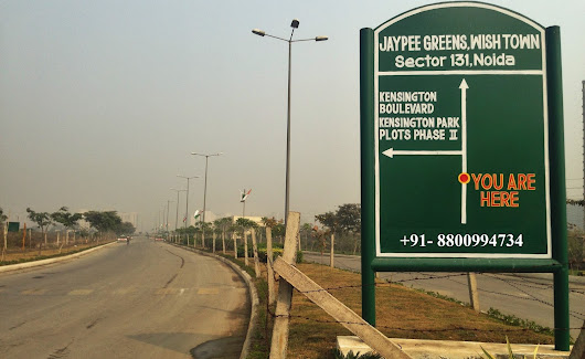 Jaypee Greens Kensington Park Plot, Sector 133, Noida. Size 153 Sq.Yard, Negotiable Price 45,000 per Sq. Yrd. For Negotiable in price Call @ 8800994734
