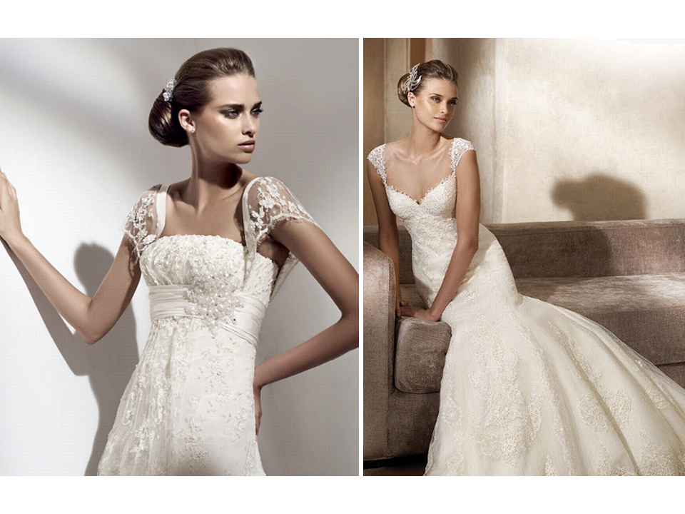 Maria Miranda Bridal Los Angeles: Don't Want Straoless?