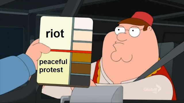 MEME UPDATE: EXCITING NEW BREAKTHROUGH IN POLICE ANTI-RIOT TECHNOLOGY