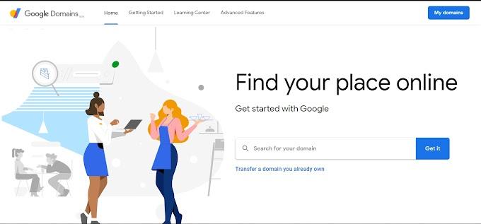 在台灣如何使用Google Domains註冊網域名稱?