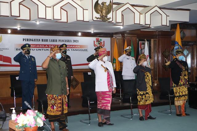 Presiden Jokowi: Pancasila Harus Jadi Pondasi Perkembangan Teknologi