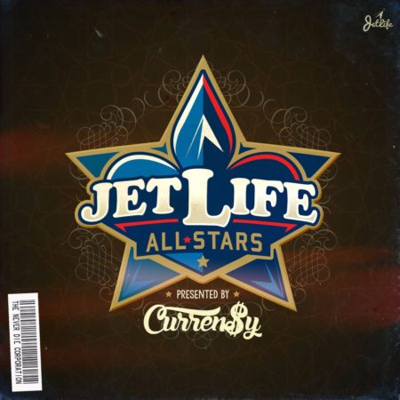 "Curren$y lança a mixtape ""Jet Life All-Stars"" no SoundCloud"