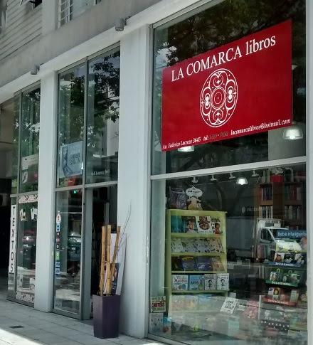 La Comarca Librería