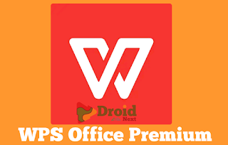 WPS Office Premium Full APK Tanpa Iklan Download di Android