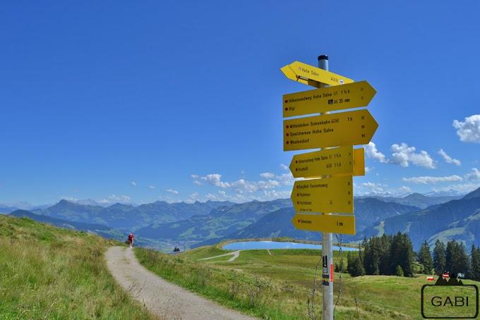 Alpy dla leniwych: Hohe Salve