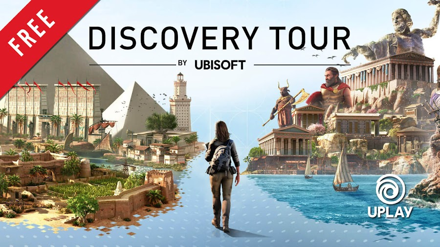 assassin's creed origins ac odyssey discovery tour ancient egypt and greece free pc game ubisoft store action adventure uplay