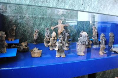 Figurine umanoidi della collezione Acámbaro.