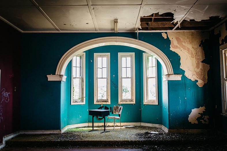 Abandoned St John S Orphanage Abandoned Australia