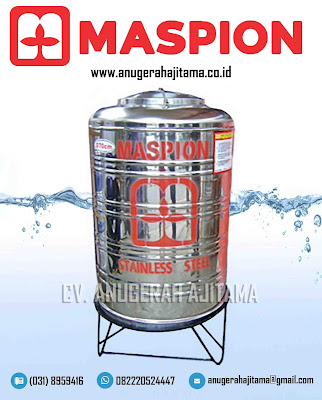 Tandon Air Stainless Steel Maspion