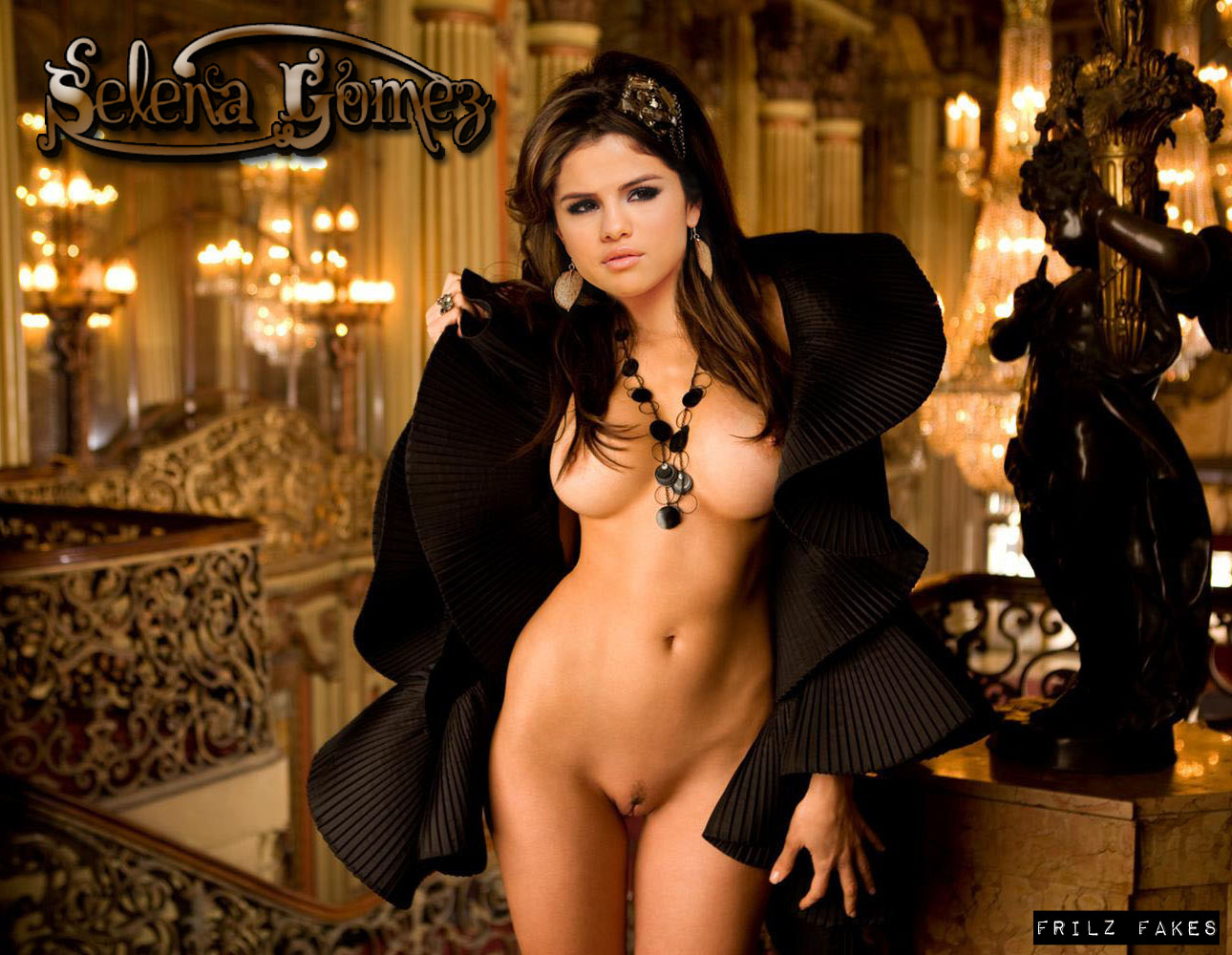 The New Bisexual Selena Gomez Nude Galleries-3752