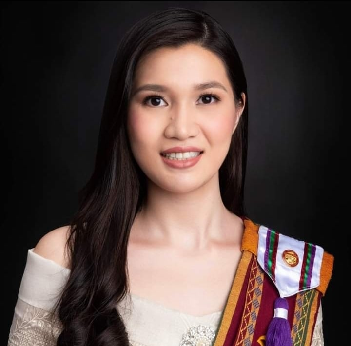 Danica Mae Godornes is UP College of Law's first magna cum laude since 2007.