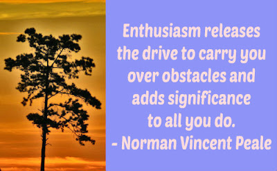 Be Enthusiasm Quotes