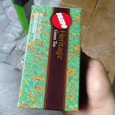 Merk teh hijau sosro untuk kesehatan