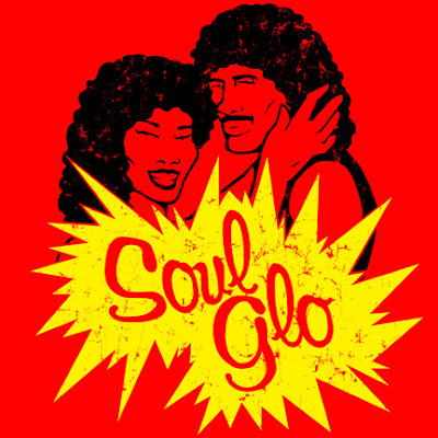 Soul glo afro 80s