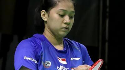 Profil Lengkap Indah Cahya Sari Jamil, Gadis Bugis Bone Juara Asia Junior Championships 2019