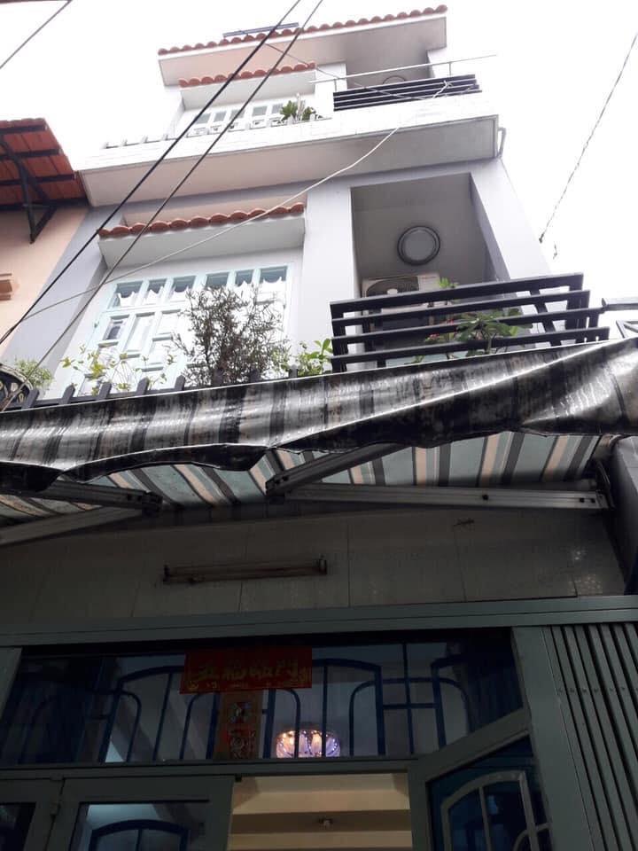 Bán nhà hẻm 4m đường Nguyễn Văn Yến phường Tân Thới Hòa quận Tân Phú, đúc 3 tấm