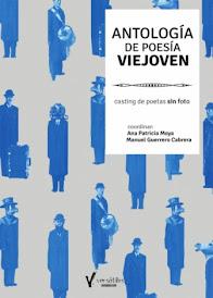 Antología de poesía viejoven (Versátiles, 2020)