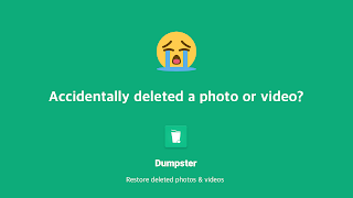 dumpster premium, recover your deleted files,