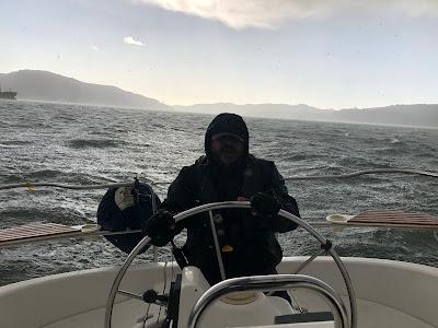 Tempesta nella Bay Area