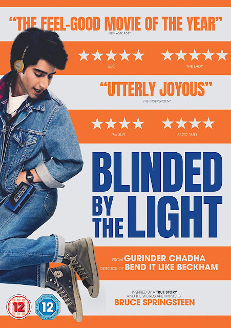 Blinded By The Light DVD Review and Giveaway
