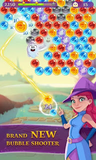 Bubble Witch 3 Saga Apk v2.2.4 Mod