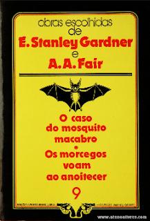 A. A. Fair pdf - OS MORCEGOS VOAM AO ANOITECER