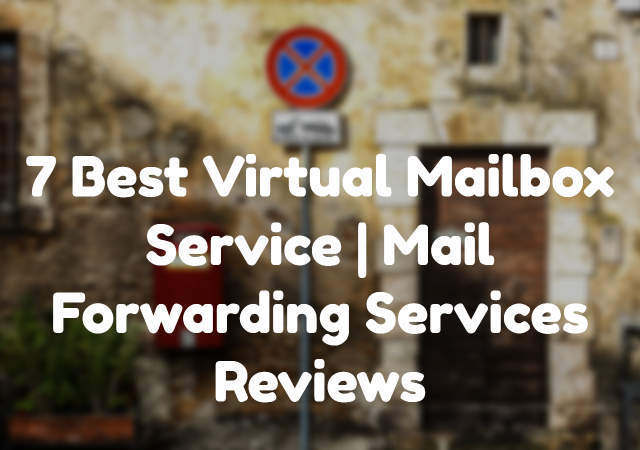 7 Best Virtual Mailbox Service | Mail Forwarding Services