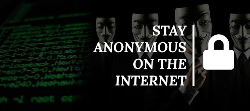 How to stay anonymous on internet - The master mind